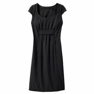 Athleta Black Dress